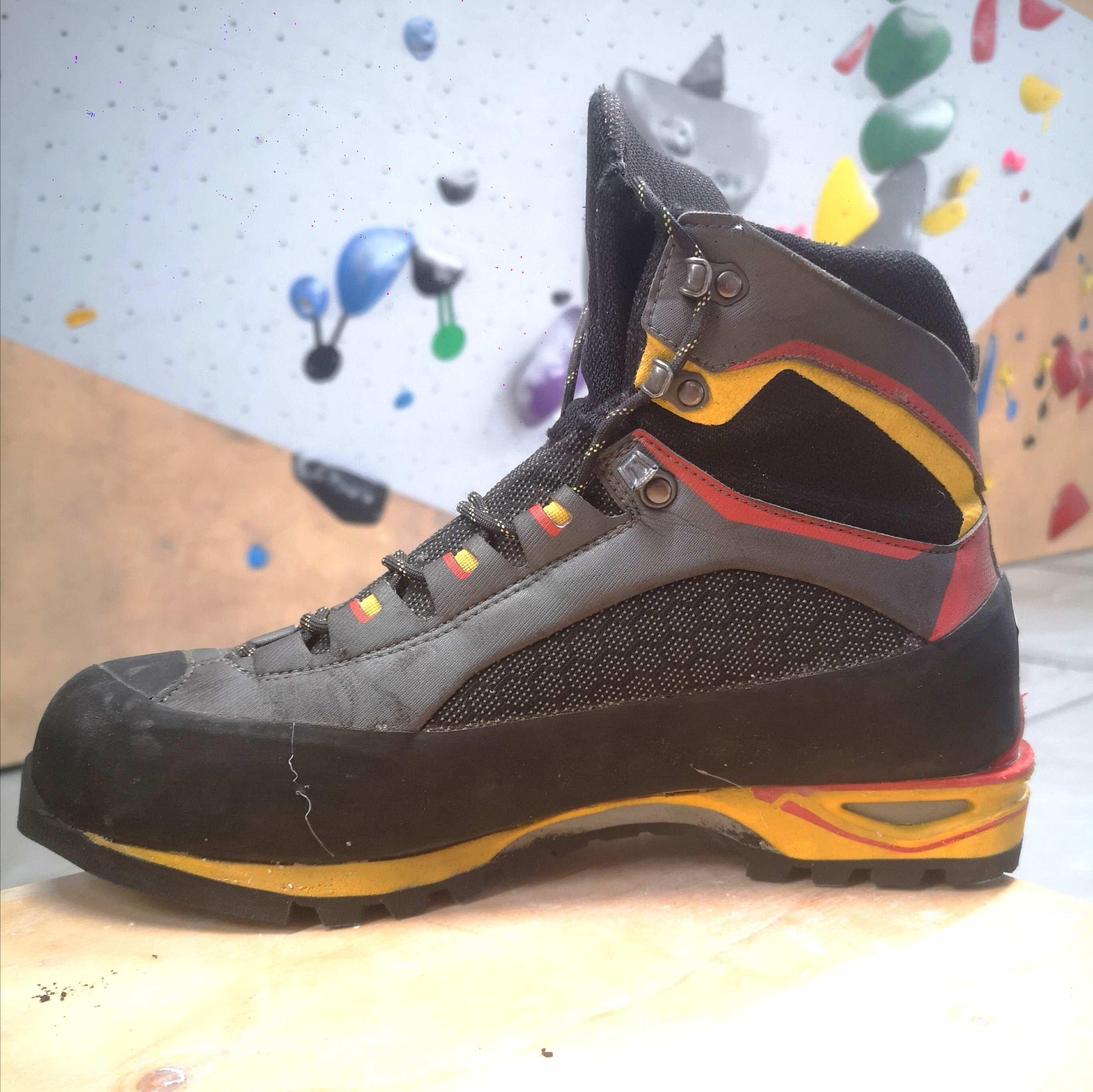 Chaussures d'alpinisme - Semelle